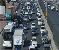 فيديو  المرور: كثافات على كافة المحاور والطرق الرئيسية بالقاهرة