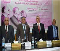 ندوة «أربعون عاماً على اتفاقية كامب ديفيد» بجامعة عين شمس