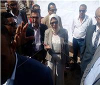 وزيرة الصحة: تقرير عاجل لرئيس الوزراء عن بطئ الأداء بمستشفى بورفؤاد