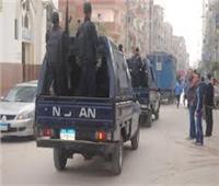 أمن القاهرة يضبط 6 متهمين بالاتجار في المخدرات