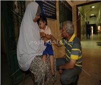 محافظ المنوفية يتفقد مستشفيات ميت خلف بشبين الكوم