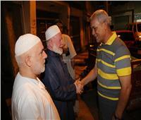 محافظ المنوفية يلتقي مواطنين سوريين ..ويؤكد: «نحن في خدمتكم»