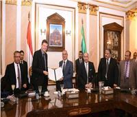 جامعة القاهرة توقع مذكرة تعاون مع جامعة «هيريوت وات» البريطانية