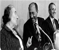 في ذكرى كامب ديفيد.. كواليس أول لقاء بين «السادات وجولدا مائير»