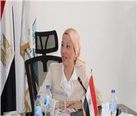 «وزيرة البيئة»: إدارة المخلفات علي رأس أولويات الحكومة