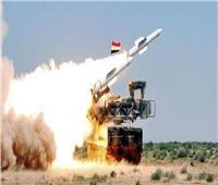 الدفاع الجوي السوري يسقط صواريخ أطلقت على اللاذقية