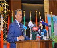 وزير النقل يحضر الجلسة الختامية لمنتدى «طريق الحرير» بالإسكندرية