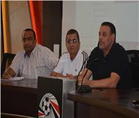 ضغوط كبيرة على «عبد الفتاح» للاستقالة من لجنة الحكام