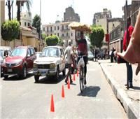 ورشة عمل لتصميم مسارات الدراجات داخل القاهرة