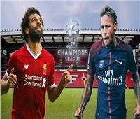 بث مباشر| انطلاق مباراة ليفربول وباريس سان جيرمان في دوري الأبطال