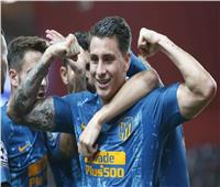 فيديو| «خيمينيز» يقود اتلتيكو مدريد لفوز ثمين على موناكو