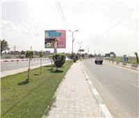 طريقان جديدان لربط كفر الشيخ بالدلتا والقاهرة الكبرى