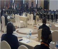 بدء مؤتمر النواب العموم لمواجهة جرائم الاتجار بالبشر بشرم الشيخ
