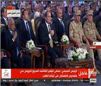 السيسي يتوعد بمحاسبة المقصرين في واقعة ديرب نجم