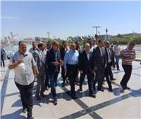 وزير التنمية المحلية يشيد بمقومات محافظة أسيوط