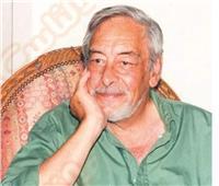 عمرو الليثي ناعياً جميل راتب: فقدنا فنان عظيم