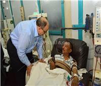 وزير التنمية المحلية يشيد بمستوى الخدمة الصحية بمستشفيات أسيوط الجامعية