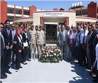 محافظ الإسكندرية يهنئ «أهالي الثغر» بافتتاح الرئيس للمدرسة اليابانية