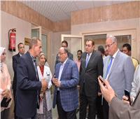 وزير التنمية المحلية: الرئيس يولي المناطق التكنولوجية اهتماما كبيرا