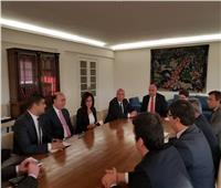 «مميش» يوقع مذكرة تفاهم بين موانئ سينز البرتغالية والمنطقة الاقتصادية