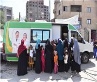 وزارة الصحة: علاج 54 ألف مواطن بـ41 قافلة طبية