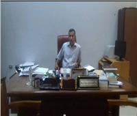 عادل الدرغامي قائما بعمل عميد دار علوم جامعة الفيوم