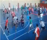 فيديو| مشاجرة دموية بين لاعبين في الأوليمبي.. والنادي يحقق في الواقعة
