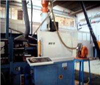 ضبط مصنع مصنوعات جلدية بدون ترخيص بشبرا الخيمة