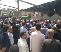 الآلاف يشيعون جنازة اللواء علي العزازي