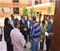 محافظ أسيوط يتأكد من جاهزية المدارس للعام الدراسي الجديد