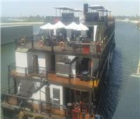 النقل النهري: إطلاق وحدتين سياحيتين عبر الخطوط الطوالي