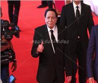 صور| وصول «الزعيم» حفل افتتاح مهرجان الجونة