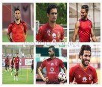 ننشر تفاصيل استبعاد 7 لاعبين من الأهلي أمام حوريا الغيني