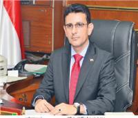 مارم: نشكر مصر على موقفها الداعم لحل الأزمة اليمنية