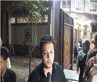 عمرو رمزي ناعيًا جميل راتب: فقدنا قيمة فنية كبيرة