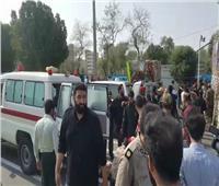 وكالة: جميع القتلى في هجوم الأهواز من الحرس الثوري الإيراني