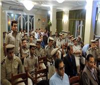 مدير أمن المنيا يشدد على إزالة أى معوقات للعملية التعليمية
