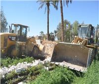 الداخلية: تأمين تنفيذ 370 قرار إزالة على أراضى الدولة بـ12 محافظة
