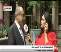 فيديو| مندوب مصر بالأمم المتحدة: لدينا تنمية طموحة تحتاج لدعم دولي