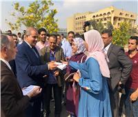 رئيس جامعة الأزهر لـ«الطلاب»: احذروا أكاذيب مواقع «الدمار الاجتماعى»