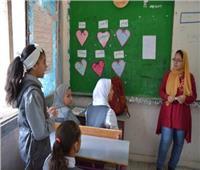 مديرو إدارات التعليم بالغربية يتابعون عملية استلام الكتب الدراسية