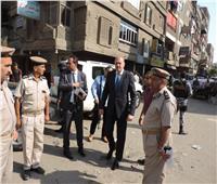 مدير امن القليوبية يقود الحملات الأمنية والمرورية استعدادا للعام الدراسي الجديد