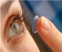سوء نظافة العدسات اللاصقة تؤدي للإصابة بالعمى