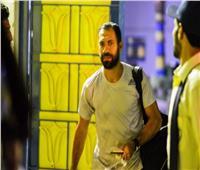 بعثة الإسماعيلي تصل مطار القاهرة استعدادا للسفر للكويت