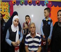 محافظ المنوفية يكرم 3 طلاب من أبناء الشهيد إبراهيم رشاد