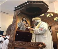 البابا تواضروس يدشن  كنيسة الملاك ميخائيل بهوويل نيوچيرسي