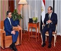 عاجل| السيسي يستقبل وزير خارجية الإمارات بمقر إقامته