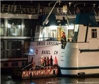 نيجيريا تحدد جنسيات 12 من طاقم سفينة سويسرية مخطوفة