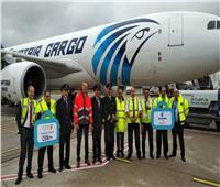 هونج كونج تحتفل بوصول أول رحلة بـ«مصر للطيران»