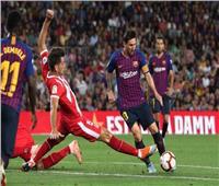 بالفيديو| برشلونة يتعادل بصعوبة مع جيرونا في الليجا الإسبانية
